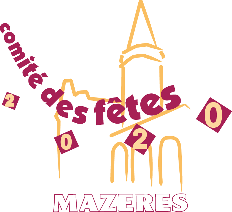 Logo 2020 avec dates fond blanc